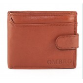 Ombro Mens 'Wonder' Wallet with Clip, RFID