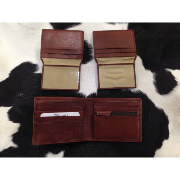 Ombro Mens Wonder Wallet RFID