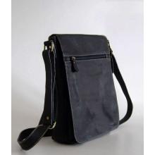 'Beja' Flap Shoulder Bag