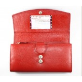 OMBRO RED LADIES WONDER WALLET RFID PROTECTED